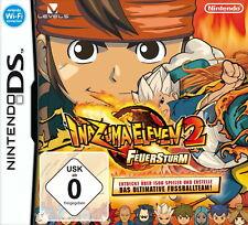 Inazuma Eleven 2: Feuersturm | Nintendo DS NDS | nur Modul | gut