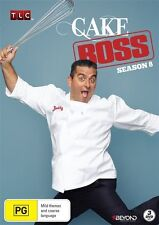 Cake Boss : Season 8 (DVD, 2017, 3-Disc Set) Region 4