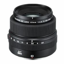 Fuji Fujinon GF 63mm F/2.8 R WR Lens w/FREE Hoya UV *NEW* *IN STOCK*