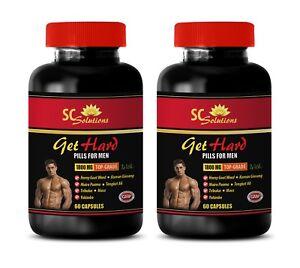 pills for men sex drive - GET HARD - tongkat herbs - 2 Bottles