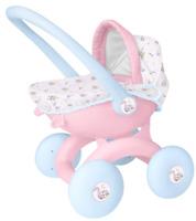 HTI Toys & Games BabyBoo 4 In 1 My First Pram   Childrens Baby Doll Pushchair