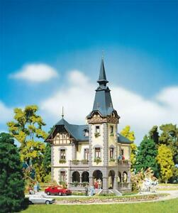 Faller HO Scale Building/Structure Kit Two-Story Villa/Manor/Mansion House/Home
