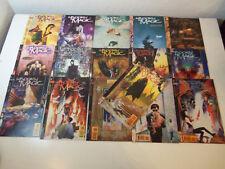 Lot 16 DC-VERTIGO Comics THE BOOKS OF MAGIC # 2 4-7 12-18 23-26 VFN-