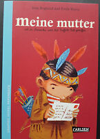 Graphic Novel Paperback: Meine Mutter (Softcover)  	9783551713759