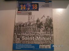 **e 14-18 Magazine n°50 Réduction du saillant de Saint Mihiel / André Derain