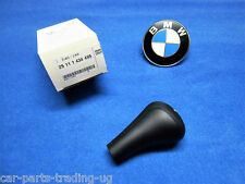 BMW e46 320d 330d COUPE ORIG. Pomello a siringa NUOVO GEAR SHIFT KNOB NEW 5 MARCE 1434495