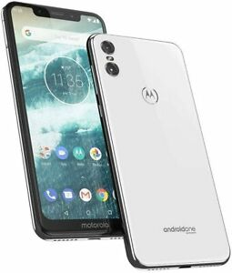 "Motorola Moto One XT1941-3 32GB 5.9"" Dual Sim GSM Factory unlocked Open Box"