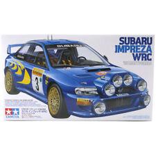 Subaru Impreza WRC - 1/24 Car Model Kit - Tamiya 24199