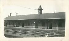A View of the Erie R.R. Susquehanna Pa Depot