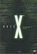 AKTE X - 1. Staffel - Chris Carter - 7 x DVD / 24 Folgen - NEU OVP