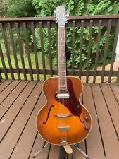1938 Gretsch American Orchestra Model 50 archtop guitar