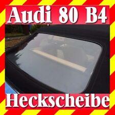 Audi 80 B4 Cabrio Heckscheibe Fenster PVC mit Reißverschluß NEU transparent