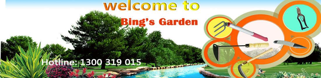 Bing's garden
