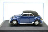 Coche Auto VW Beetle Escarabajo Cabriolet Escala 1/43 diecast miniaturas