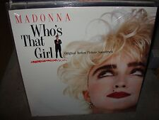 MADONNA who's that girl ( pop ) - SEALED -