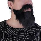 Fancy Dress Mustache&Fake Beard Facial Hair Party Costume Dress Up HalloweenEF