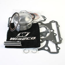 Wiseco Honda XR250R 86-04 XR250L 91-96 XR 250R 250L Piston Kit Top End 77mm