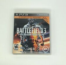 PS3 Battlefield 3: Premium Edition (Sony PlayStation 3, 2012) Original
