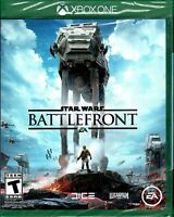 Star Wars Battlefront Xbox One New Epic Sky Dog Fights Ground Galactic Combat