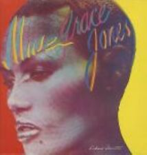 Grace Jones Muse Us Lp