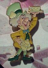 Disney Mad Hatter Alice Commemorative Pin