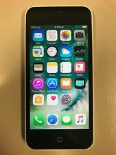 Apple iPhone 5 - 32GB - White Back, Black Face