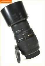 Sigma 70-300mm F4-5.6 DG Macro AF Zoom Objektiv. Nikon Frei UK Post