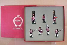 TRADITION TOY SOLDIERS 653 BRITISH INFANTRY The SEVEN YEARS WAR SET nq