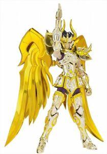 Bandai Saint Seiya Cloth Myth EX Capricorn Shura God Cloth Action Figure Gold