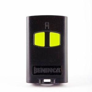 BENINCA TO GO 2 VA / TO.GO 2VA TOGO2VA TO.GO.2VA Gate Remote Control