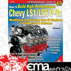 SAD-SA86 How To A Build High Performance Chevy LS1 LS6 V8 Gen3 Engines Paperback
