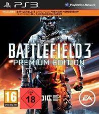 Battlefield 3 Premium PS3 PlayStation 3 Video Juego Perfecto estado UK release