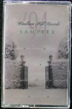 Windham Hill Sampler '94 (Cassette, 1994, Windham Hill) NEW