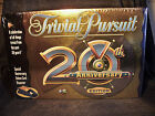 Trivial Pursuit 20th Anniversary Edition Board Game NEW Factory Sealed!