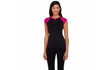 Spanx Cap Sleeve Active Top NWT SMALL QVC
