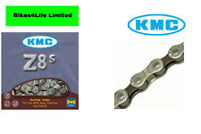 KMC Bike/Cycle Z8S 8 Speed Chain / Performance Chain 116 Links