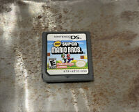 Nintendo DS NOT FOR RESALE - AUTHENTIC GAME RARE NFR - NEW SUPER MARIO BROS.