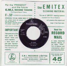 45t juke box The BEATLES. PARLOPHONE R 5305  HELP pressage 1965