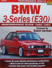 LIVRE/MANUEL : BMW 3 SERIE E30 1982 - 1994 (manual,performance guide,M3,M power