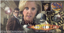 """Dr Who - """"The Sound Of Drums"""" Episode - Signed by NICOLA McAULIFFE"""