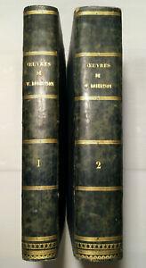 1862 ROBERTSON ECOSSE AMERIQUE CHARLES QUINT INDE MILITARIA EXPLORATIONS VOYAGES