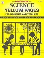 Science Yellow Pages: For Students and Teachers