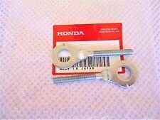 HONDA  CT70 CT70H DAX MINTRAIL 70 CHAIN ADJUSTERS GENUINE 100000
