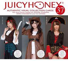 2017 Juicy Honey Series 37 ** MASTER 72-card BASE + 9-card INSERT SETS **