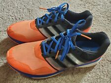 Vintage Adidas Response Boost Orange blue black Mens Running  Shoes SZ 13