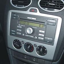 Ford Focus C-Max 2004 -2011 Car Stereo Single Din Fascia Panel Black