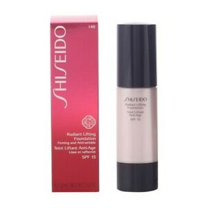 Base Foundation Makeup Fluid Radiant Lifting Shiseido