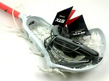 Stx Crux 300 Women's Starter Pack -Lacrosse Complete Stick and Eye Guard Googles