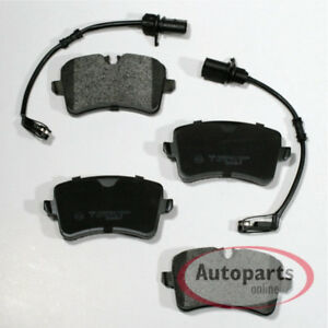 Audi A7 Sportback [4GA 4GF] - Bremsbeläge Bremsklötze Bremsen Warnkabel hinten
