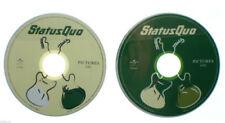 CD de musique rock coffret Status Quo